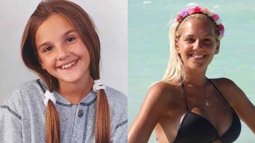 ¡Cómo crecieron! el antes y después de algunos actores de ...