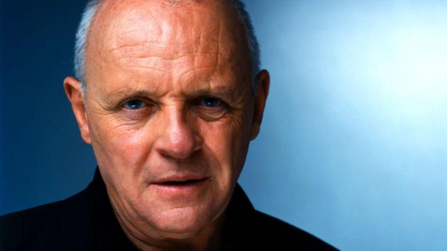 8) Anthony Hopkins