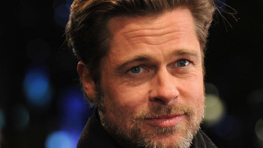 16) Brad Pitt