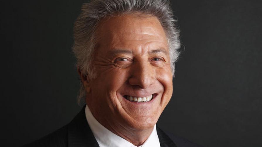 15) Dustin Hoffman
