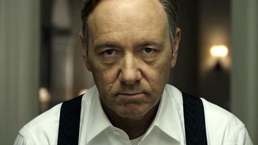 11) Kevin Spacey