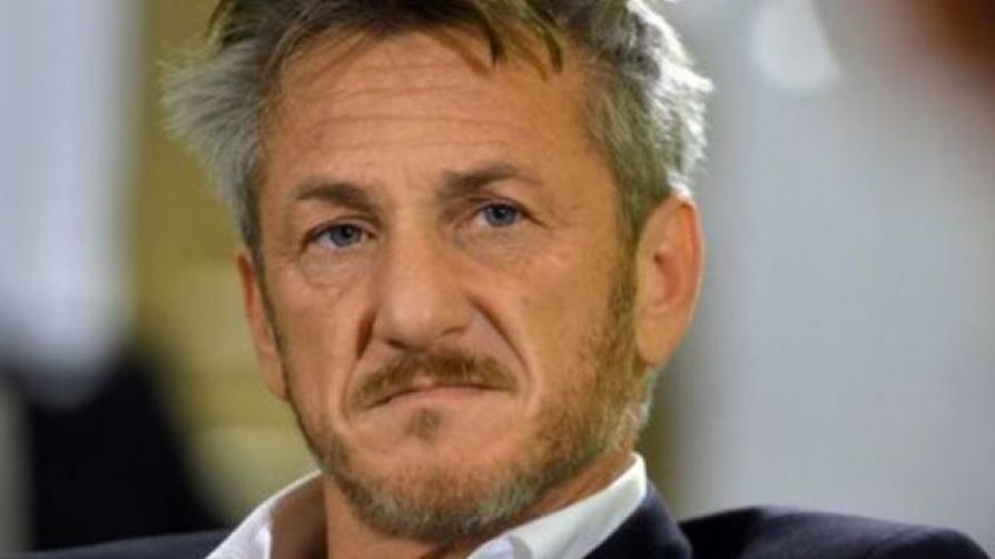 6) Sean Penn