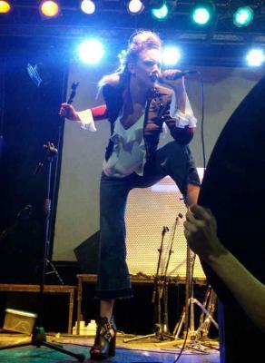 ¡Nos pusimos rockeras! Mirá el back de nuestra producción de fotos de marzo