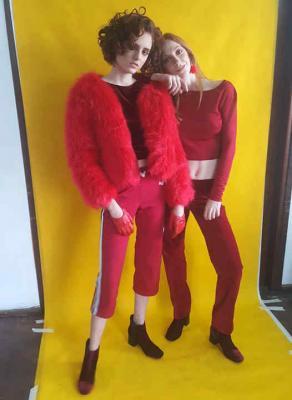 Mirá el back de nuestra producción de moda de julio: ¡usá vintage!