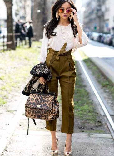 Cómo se llaman y combinan los pantalones que invaden vidrieras y redes sociales