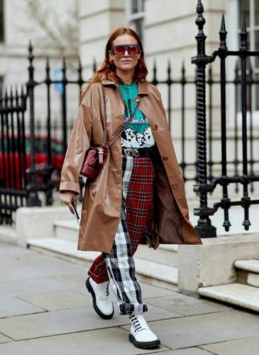 Los pantalones llamativos que están de moda y pocos se animan a usar