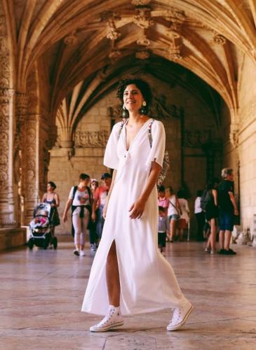 Vestidos blancos para sobrevivir al calor