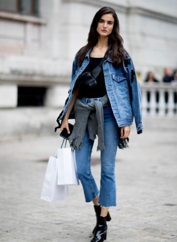 Tendencia de primavera: el largo del pantalones que se viene