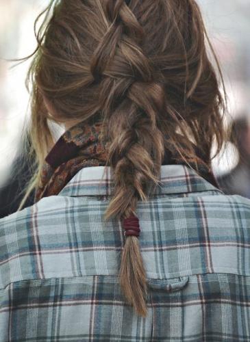 En los días de lluvia, existe un peinado que te salva