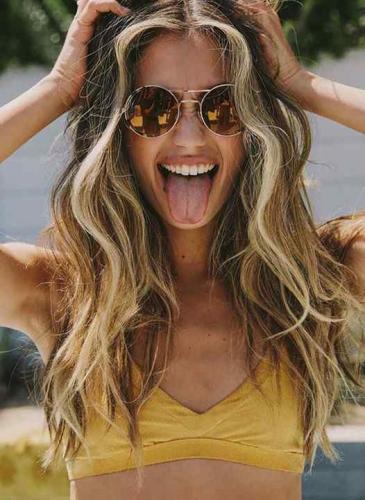 ¿Enteriza o bikini? Lo que se viene en trajes de baño para el verano 2018
