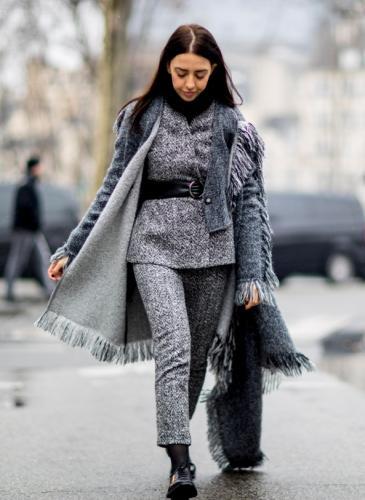 Moda para los días fríos: volvé a esta prenda clásica