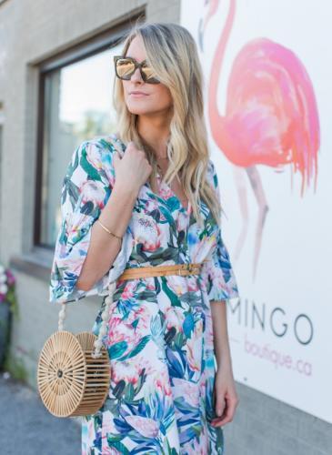 Idea primaveral: agregar este accesorio a tu vestido ¡y brillar en las fiestas!