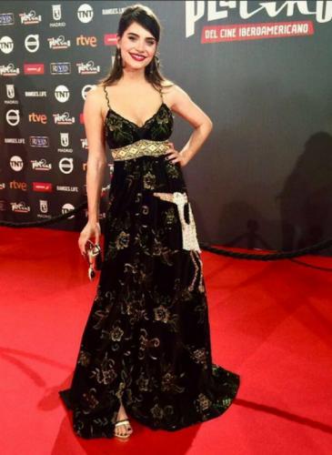 Las argentinas que deslumbraron en los Premios Platino 2017