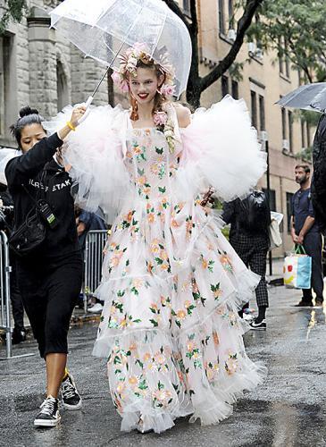 Rodarte: el regreso de la fantasía a las calles de nueva York