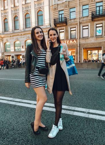 ¡Te vas a sorprender! Así se visten las mujeres en Rusia
