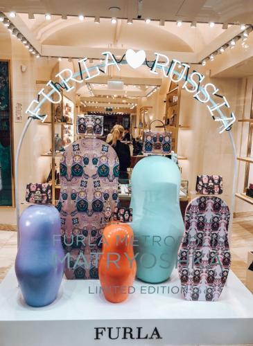 Recorrido de moda: te invitamos a mirar las vidrieras rusas