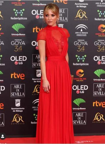 Estilo español: mirá los looks de los premios Goya y elegí tu favorito
