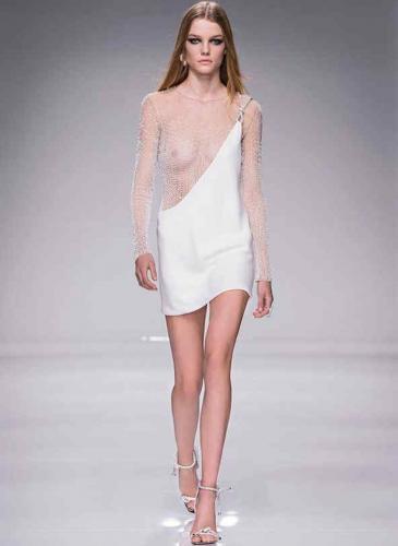 20 elegidos de Atelier Versace SS16