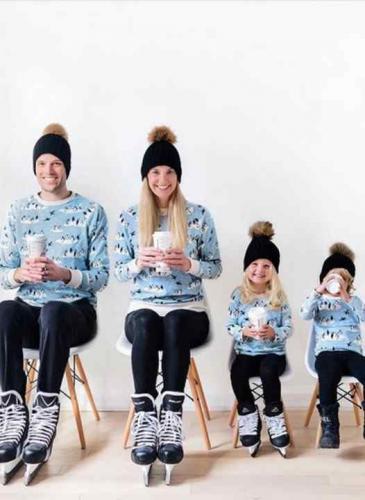 Familia instagramera: la maternidad mostrada con fotos lindas y divertidas