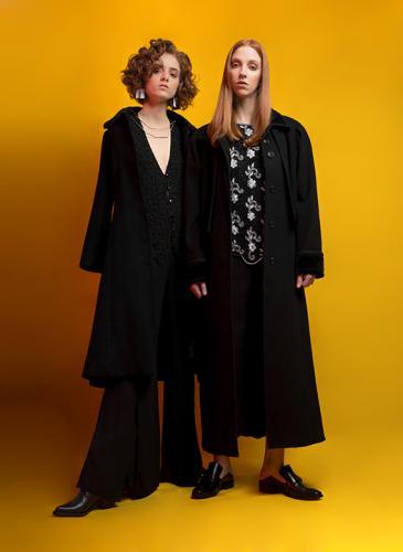 Una producción de Musa: mirá cómo vestirte a la moda con prendas vintage