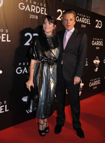 Mejores entre peores: el podio de looks de los Premios Gardel (que se lleva estilismo a marzo)