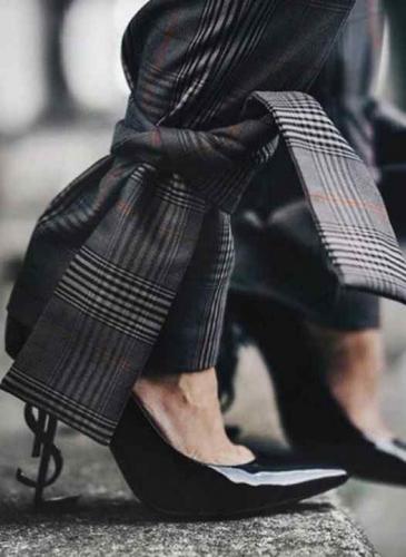 El estilismo propone una manera
