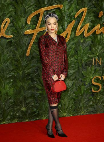 British Fashion Awards: modelos, actrices y diseñadores derrocharon elegancia