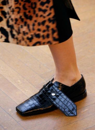 Los zapatos más llamativos de la Semana de la Moda de Nueva York
