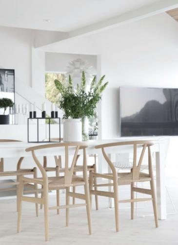 Después de las Tolix y las Bertoia, un nuevo diseño de sillas está de moda