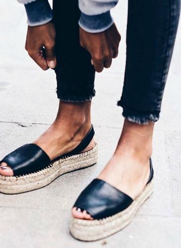 Los zapatos que son tendencia esta primavera-verano