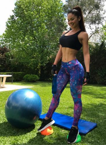 La nueva tendencia en Instagram es mostrar cuerpos atléticos