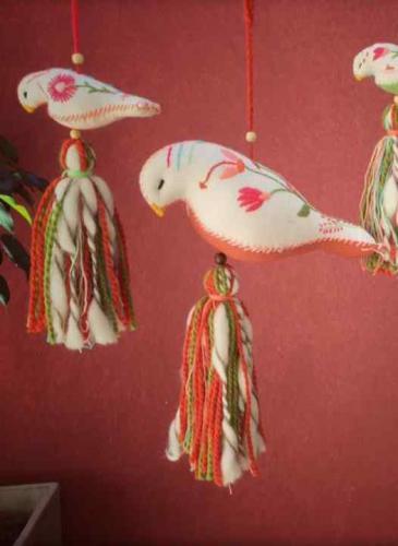 Manteles, mantas y banquetas como objetos de decoración: conocé esta firma emergente