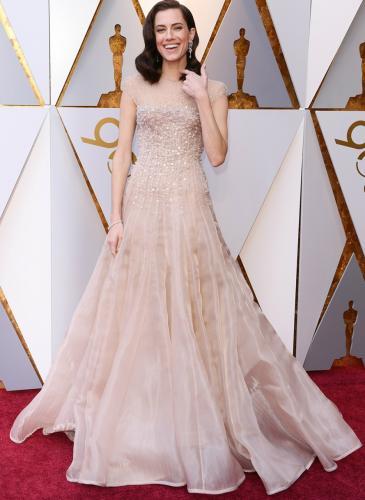 Oscars 2018: las mejores looks de la alfombra roja