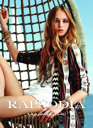 El versátil verano 2016 de Rapsodia