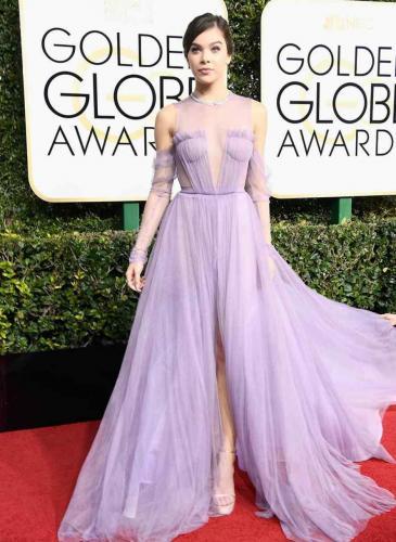 Globos de Oro 2017: los looks en la alfombra roja