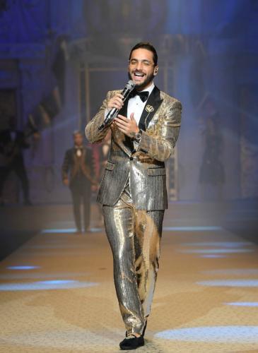Todo sobre el desfile de Dolce & Gabbana con Maluma, Dybala y una legión de millennials