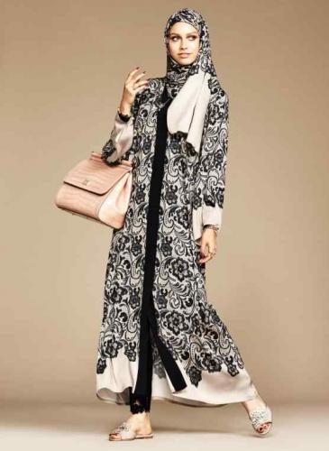 Dolce & Gabbana lanza una colección de hiyabs y abayas