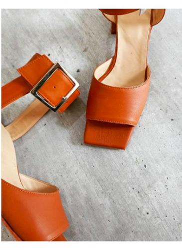 Esta es la punta que regresa en botas y zapatos para este otoño-invierno
