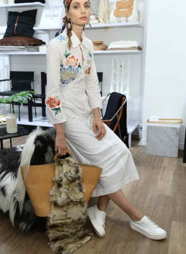 Famosas pasaron a conocer Estudio Cher en Alcorta Shopping