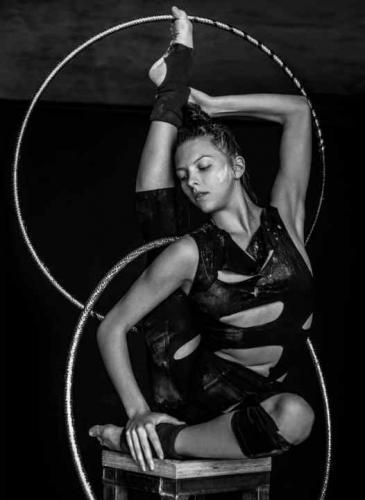 """Melitina Staniouta: """"Las gimnastas rítmicas somos las princesas del deporte"""""""