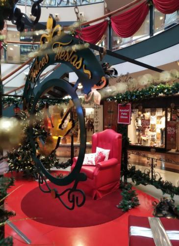 Navidad mágica en Patio Olmos