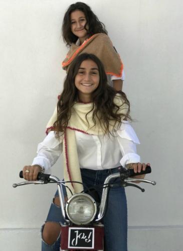 Julia y Agustina: las cordobesas de 20 y 21 años que