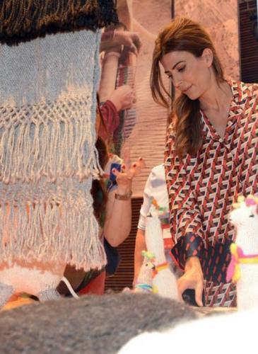 Cumbre de G20: la historia de las mantas artesanales que recibirán los líderes mundiales