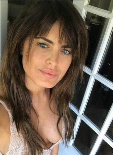 Silvina Luna se suma a la lista de famosas que se muestran al natural