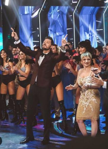 Marcelo Tinelli en la apertura de ShowMatch: ¿se equivocó en el look?
