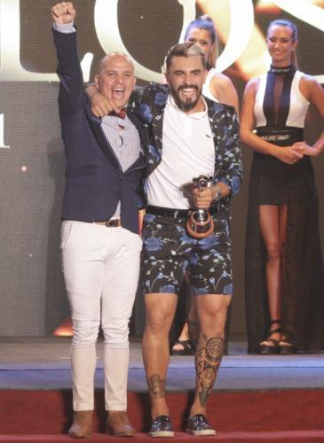 Votación de Premios Carlos 2018: elegí tu look favorito