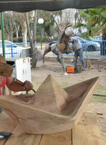 Feria de diseño artesanal en Alta Gracia, sin costo de entrada