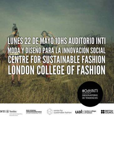 Dos expertas internacionales en moda disertan gratis en Buenos Aires