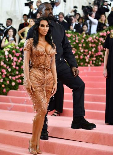 MET Gala 2019: el doloroso corset que utilizó Kim Kardashian debajo de su