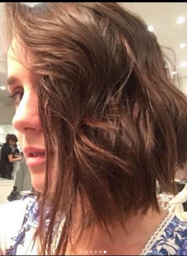 Natalia Oreiro cambió de look y mostró su transformación en las redes
